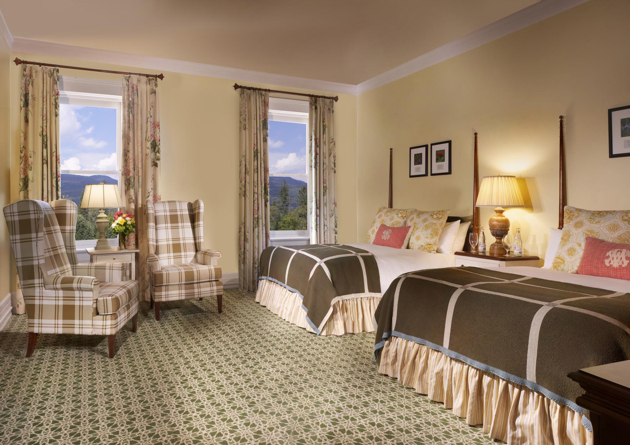 Room at the Mt. Washington Hotel