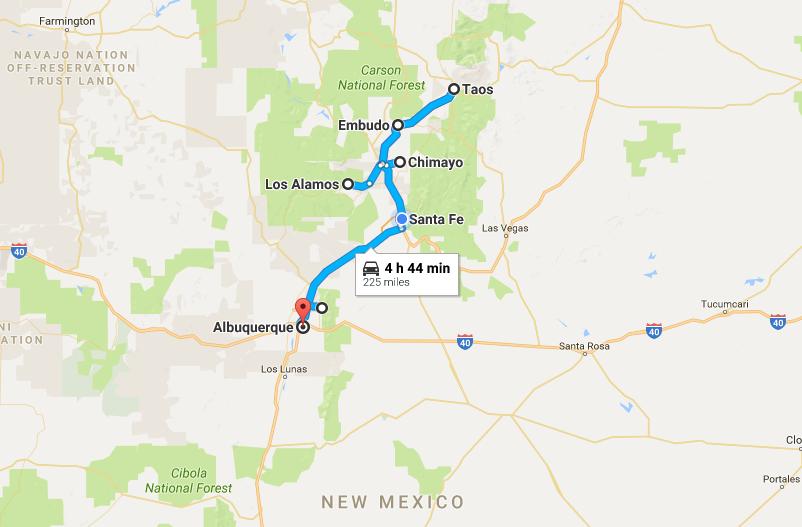 Albuquerque To Santa Fe >> Trip Recap Santa Fe Albuquerque Taos 2017 American