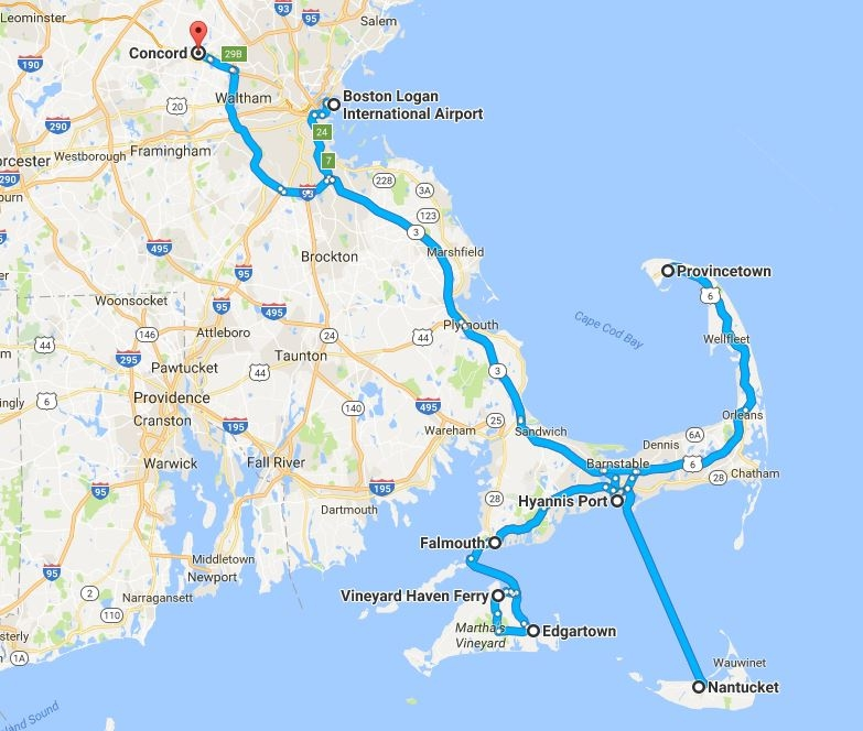 Trip Recap: Cape Cod 2017 — American Clic Tours on boston harbor map, mbta commuter rail boston map, suffolk county boston map, worcester boston map, long island boston map, alabama boston map, needham boston map, columbia boston map, fort point channel boston map, deer island boston map, braintree boston map, atlantic ocean boston map, nantucket boston map, tennessee boston map, massachusetts boston map, plymouth boston map, shrewsbury boston map, medford boston map, phoenix boston map, pittsburgh boston map,