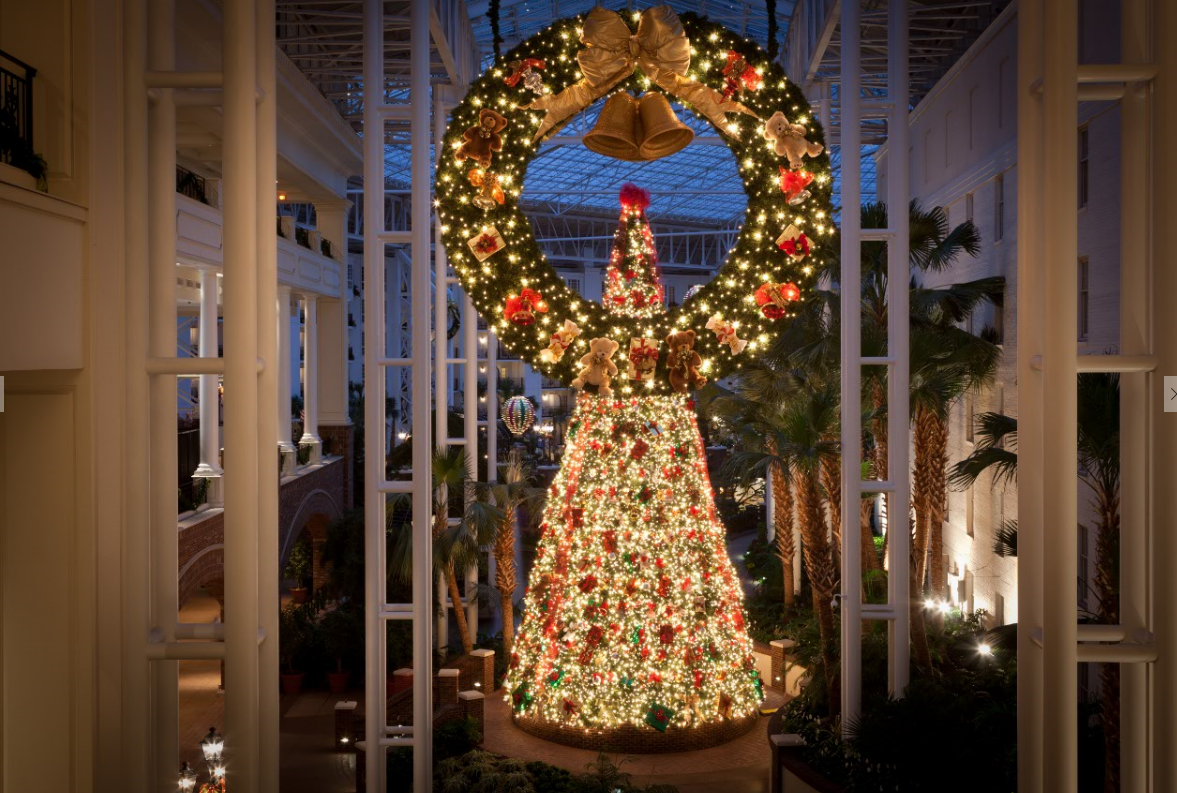 Opryland Christmas.Nashville Country Christmas American Classic Tours