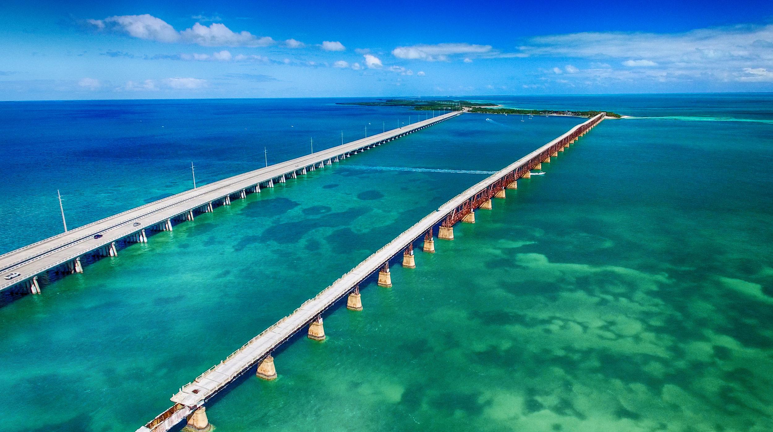 The Iconic Overseas Highway
