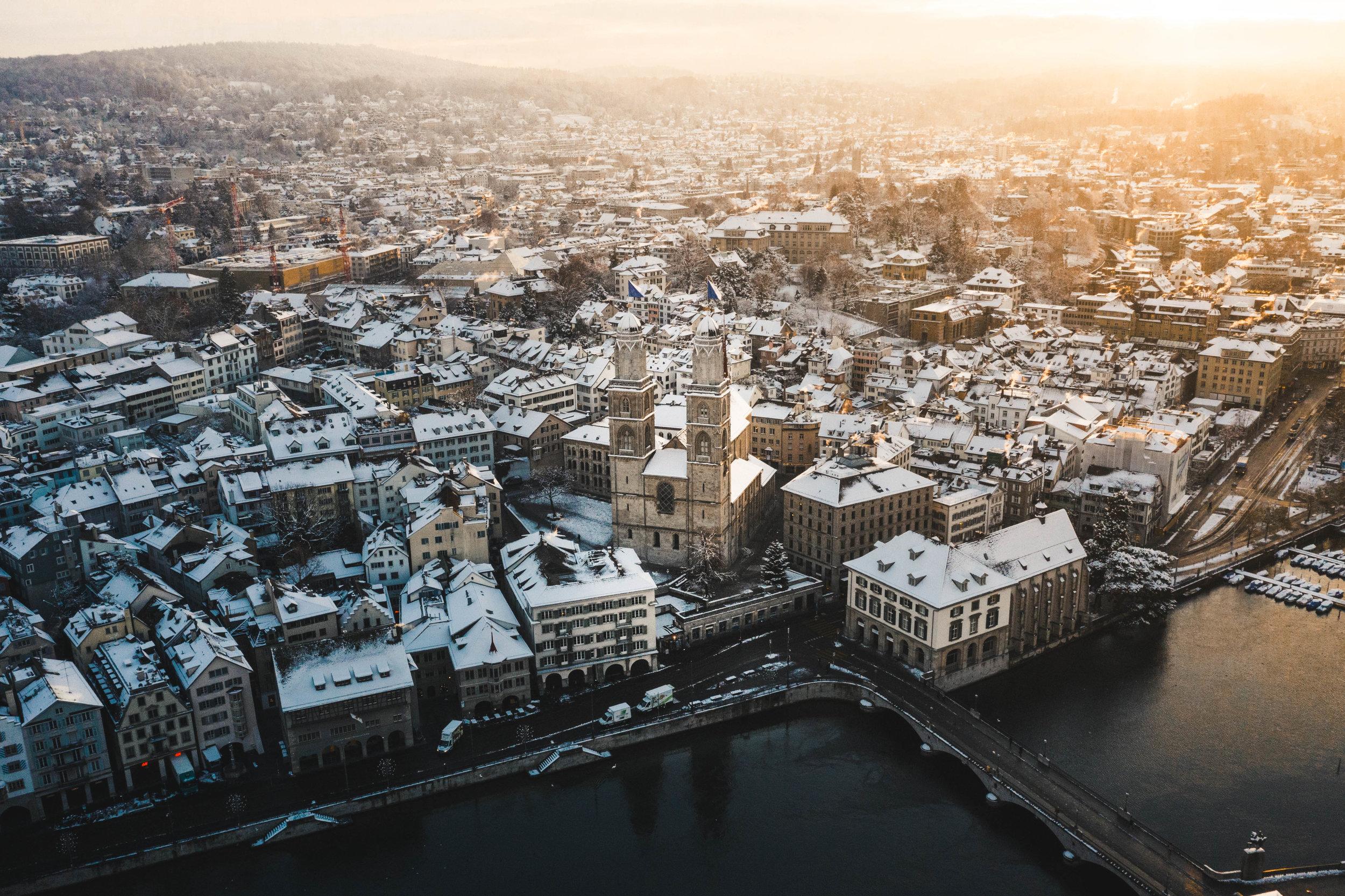 Aerial view of Zurich Switzerland.jpg