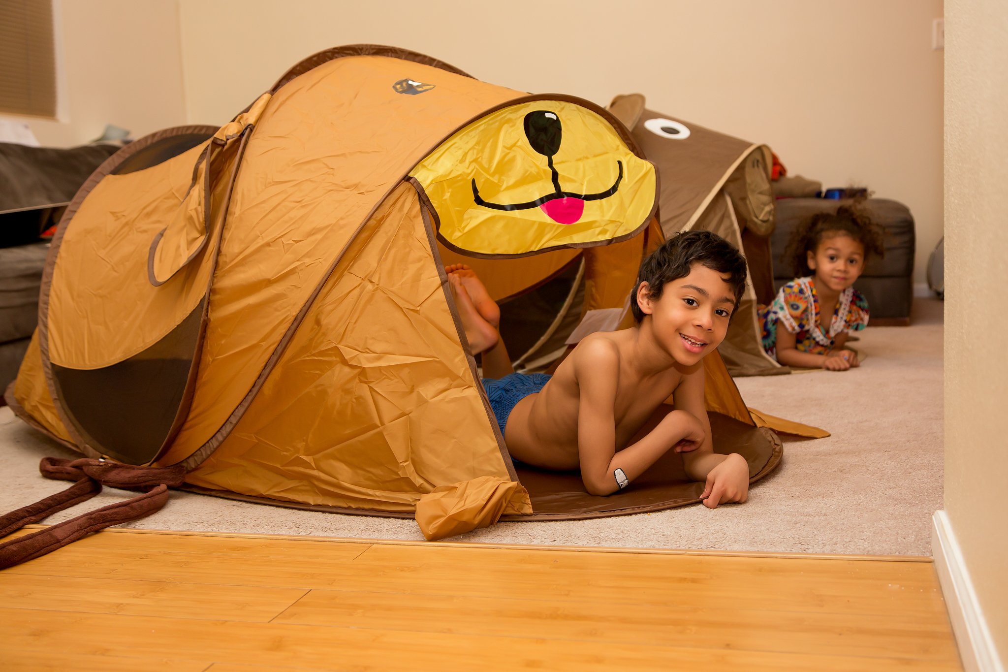 Coolest Tents Ever!