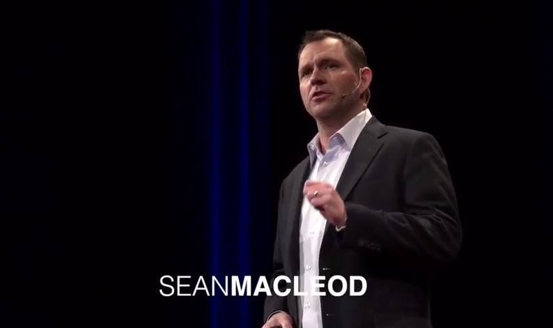 Sean MacLeod Tedx