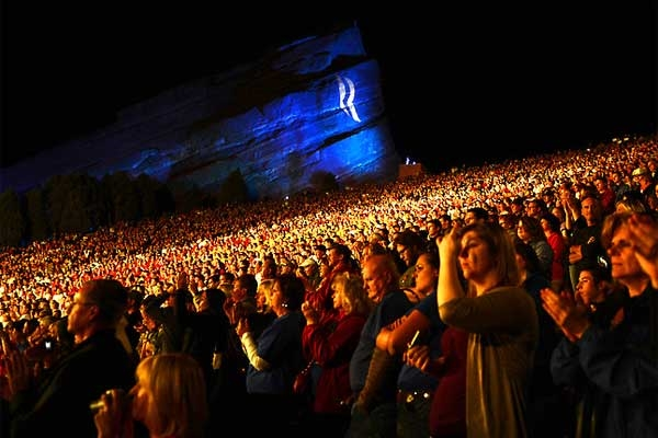 October 23, 2012   Mitt Romney for President Rally at Red Rocks