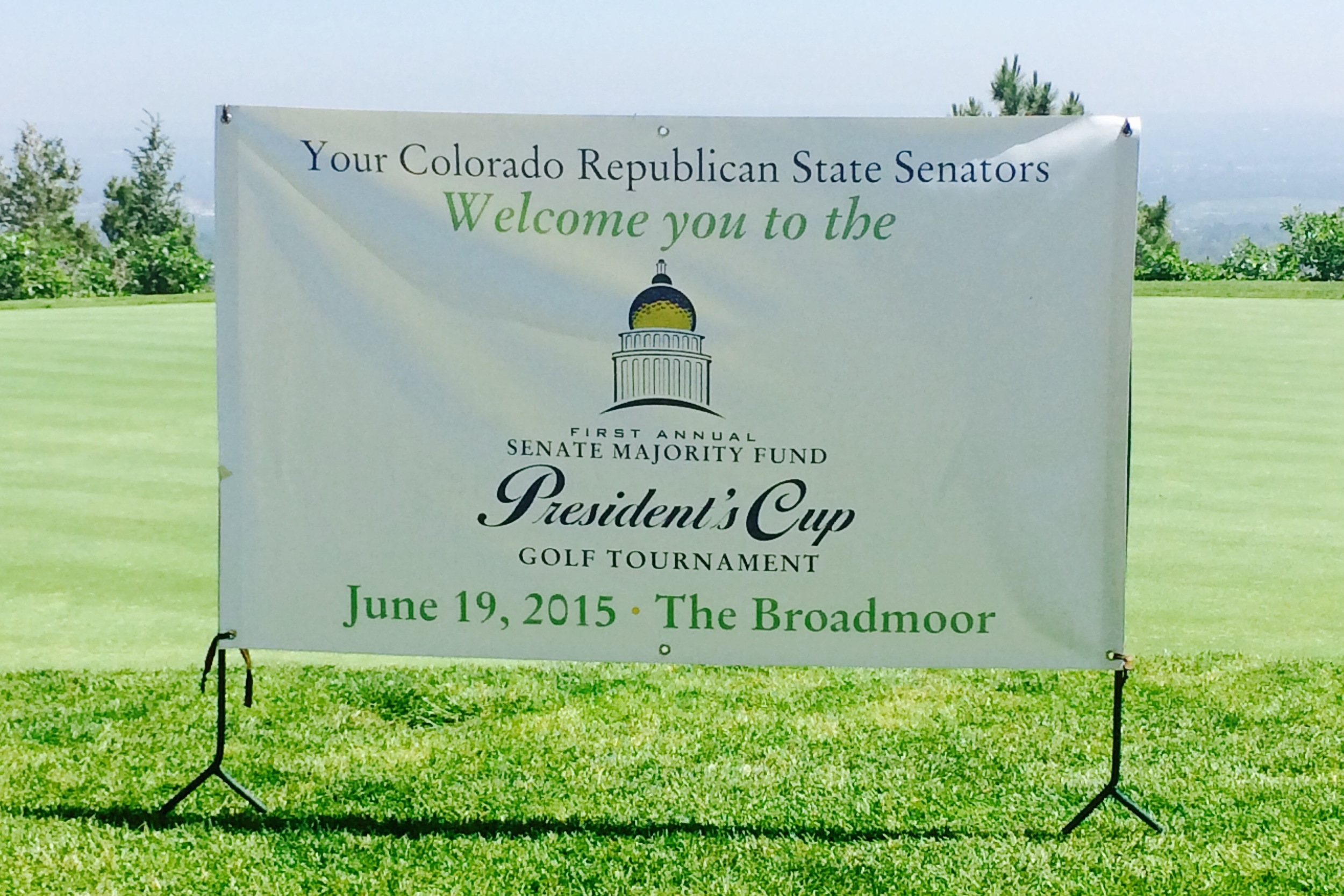 June 19, 2015   Senate Majority Fund 1st Annual President's Cup