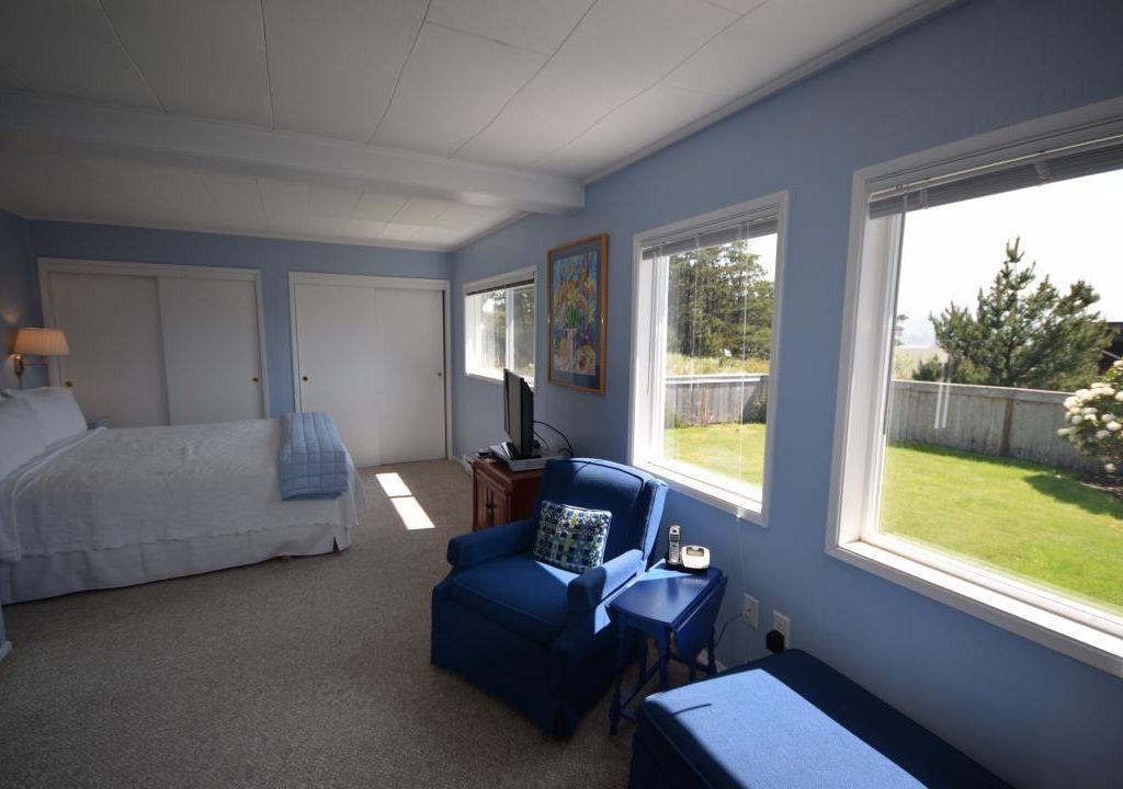 Blue Room- Master Bedroom