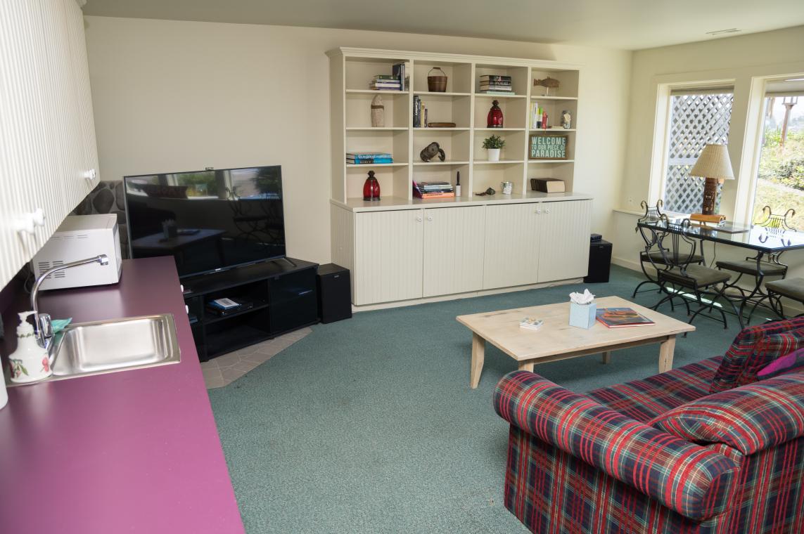 Living Room/Mini-Bar