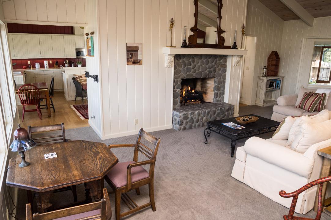 Living Room- Main Level