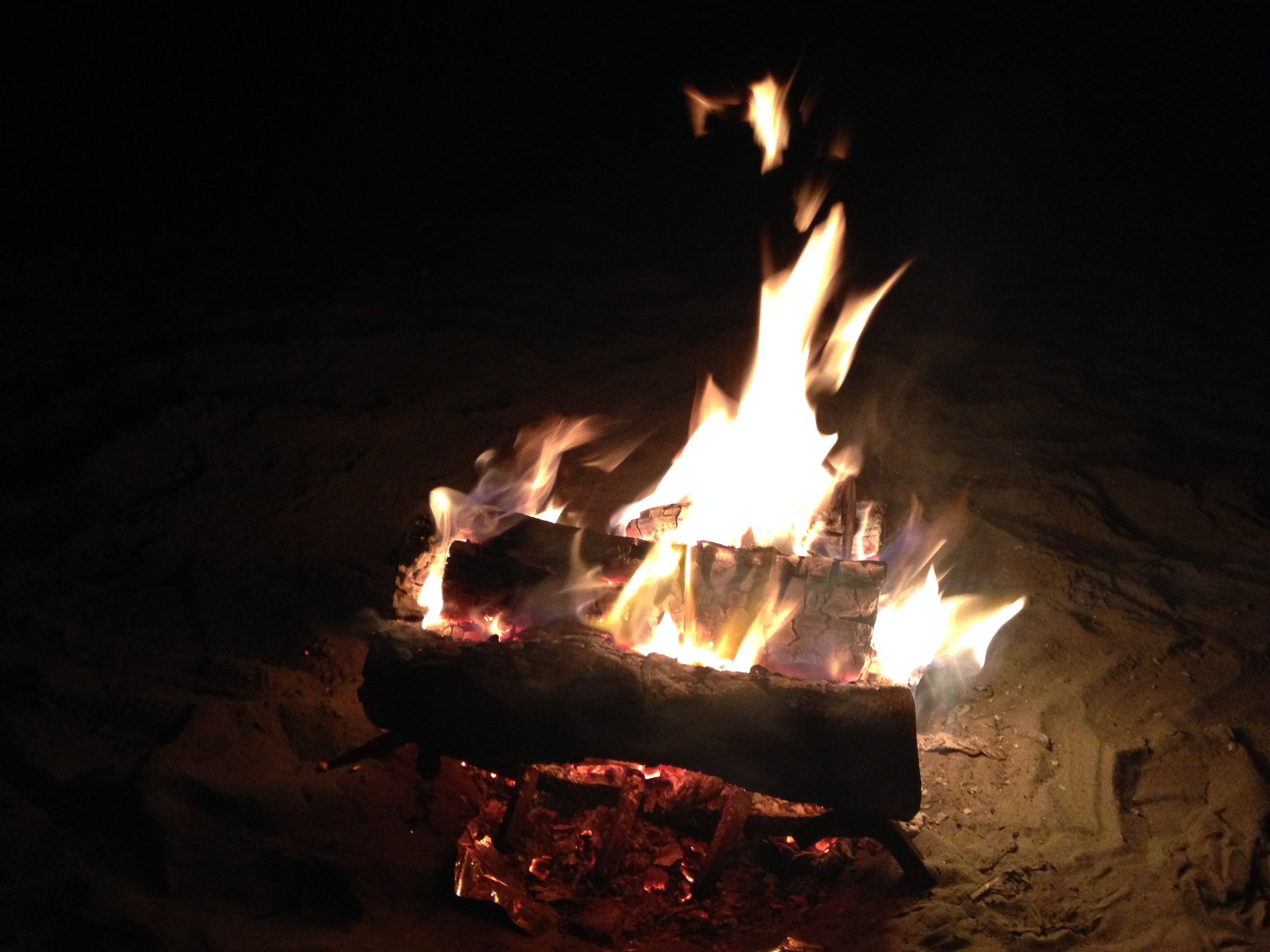 Bonfires by Night