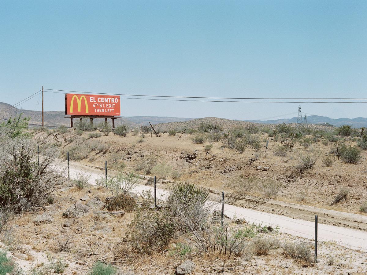 McDonald's, California, 2015
