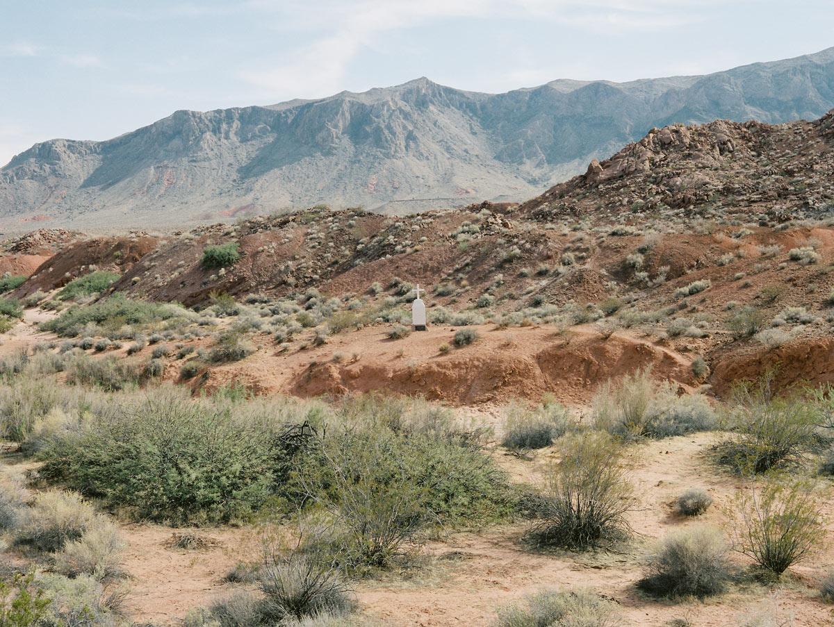 "Cross The ""American Prayer"" series Nevada, 2015"