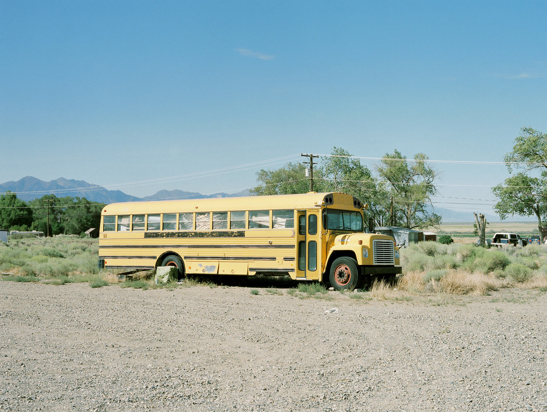 Bus Nevada, 2015