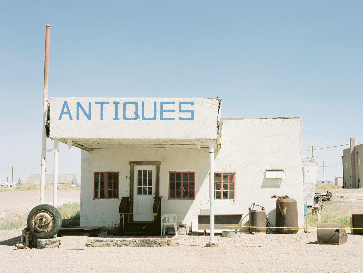 """Antiques"" From ""American Prayer"" Nevada, 2015"