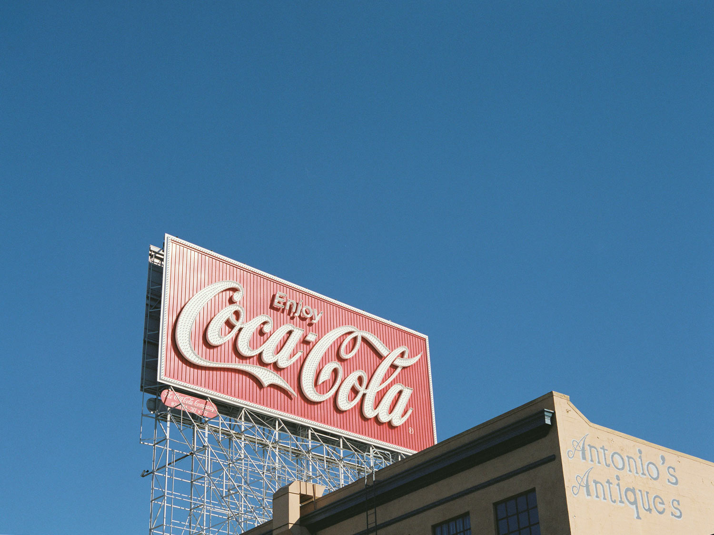 """Enjoy Coca-Cola"" San Francisco, CA, 2013"