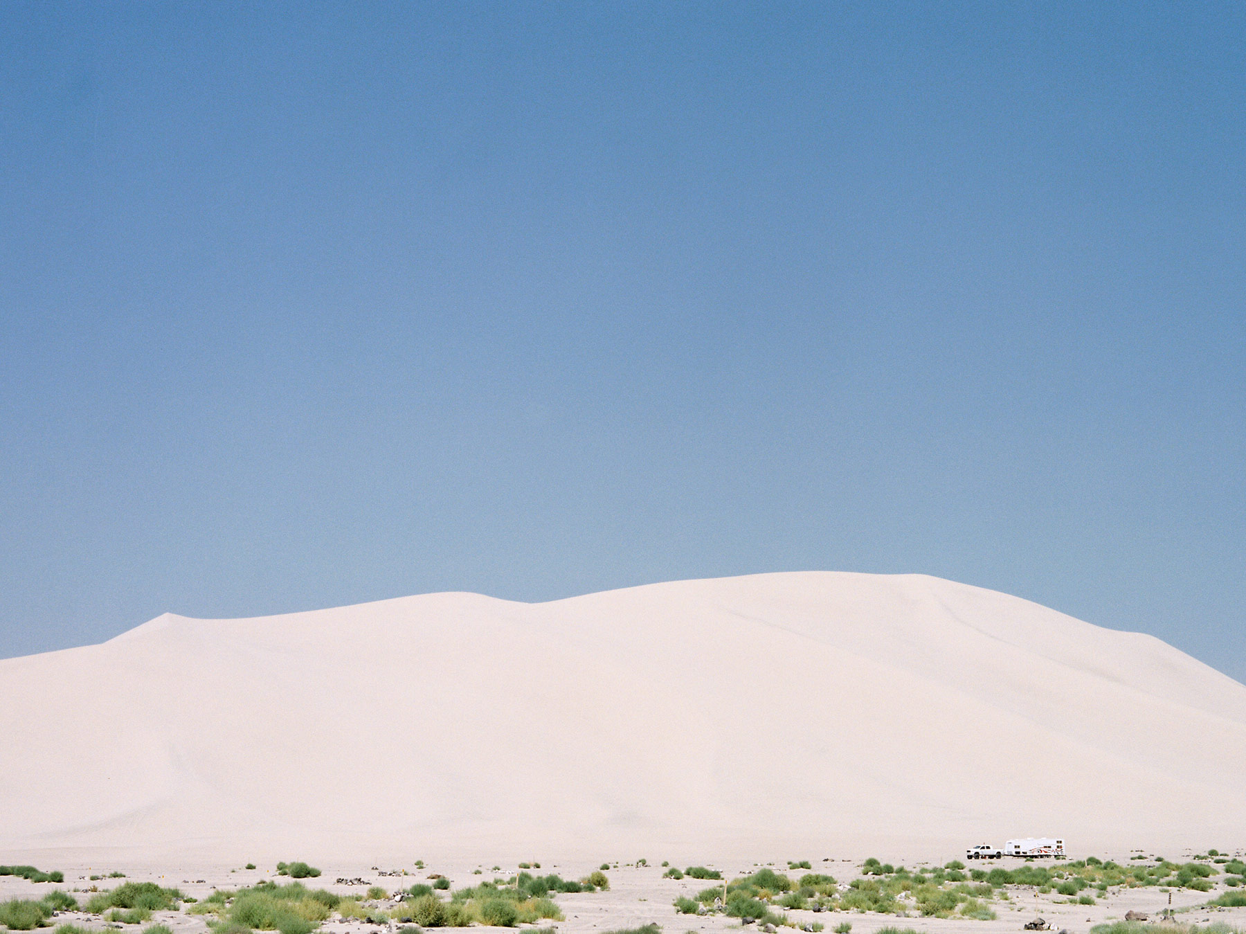 "Sand dunes From ""American Prayer"" California, 2015"