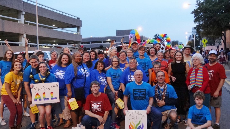 2015 Pride Parade Group Photo