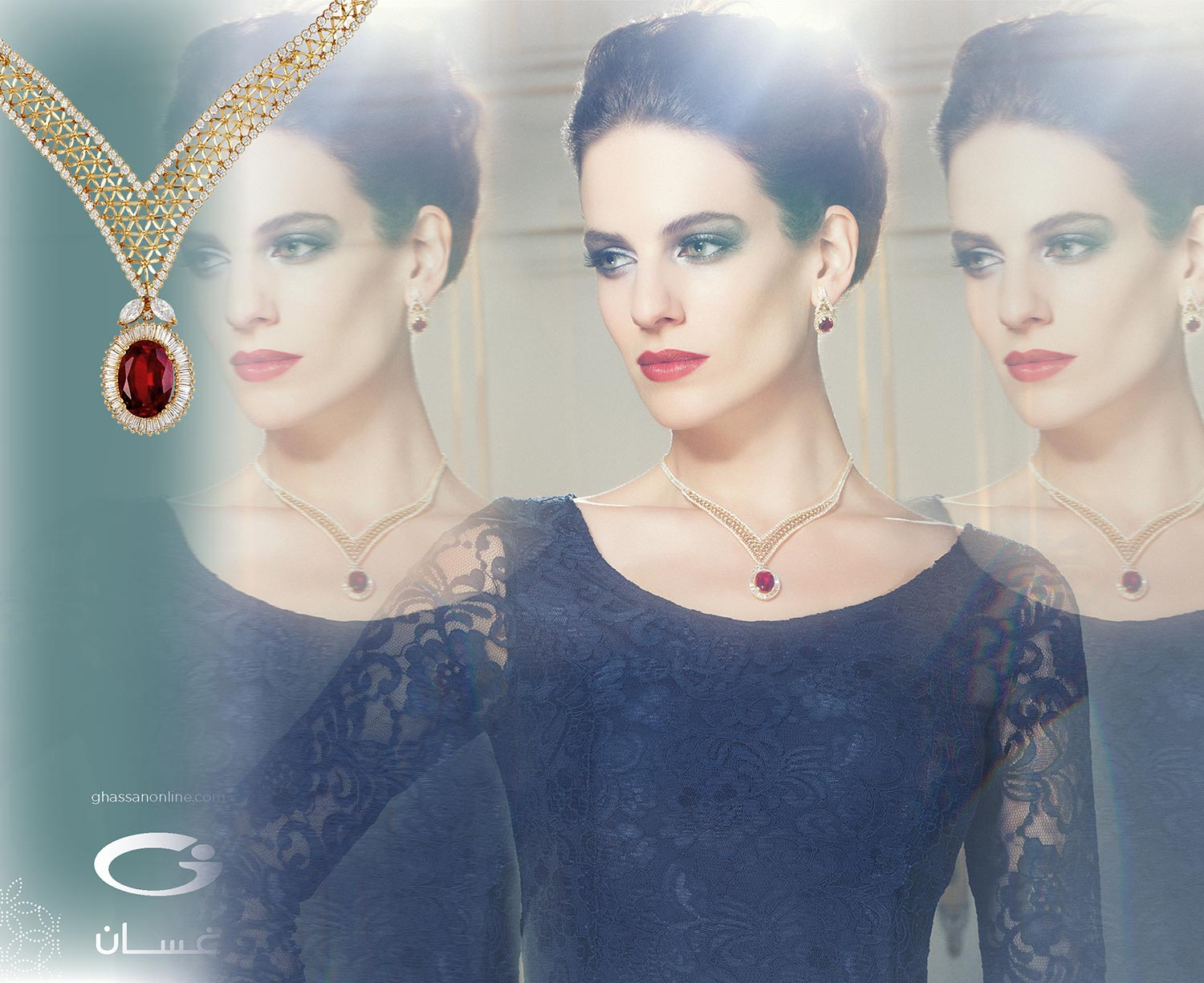 Ghassan Jewellery Campaign