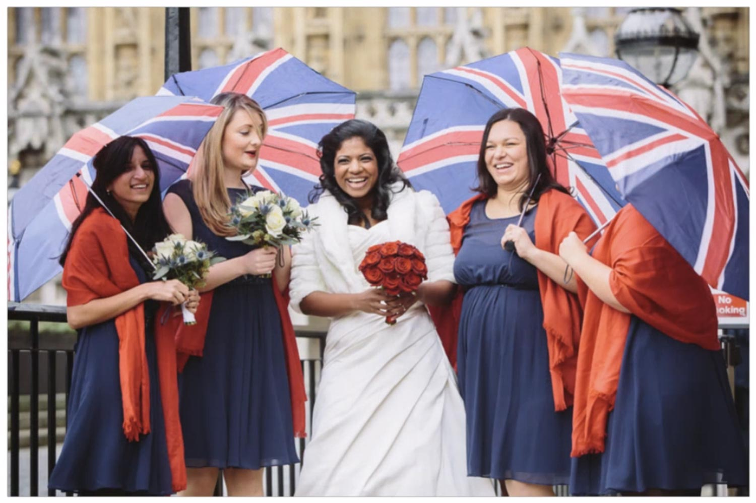 Houses of Parliament, Westminster Wedding