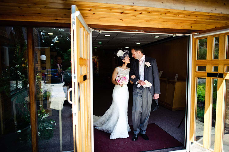 Le Manoir aux Quat'Saisons - Oxford Wedding