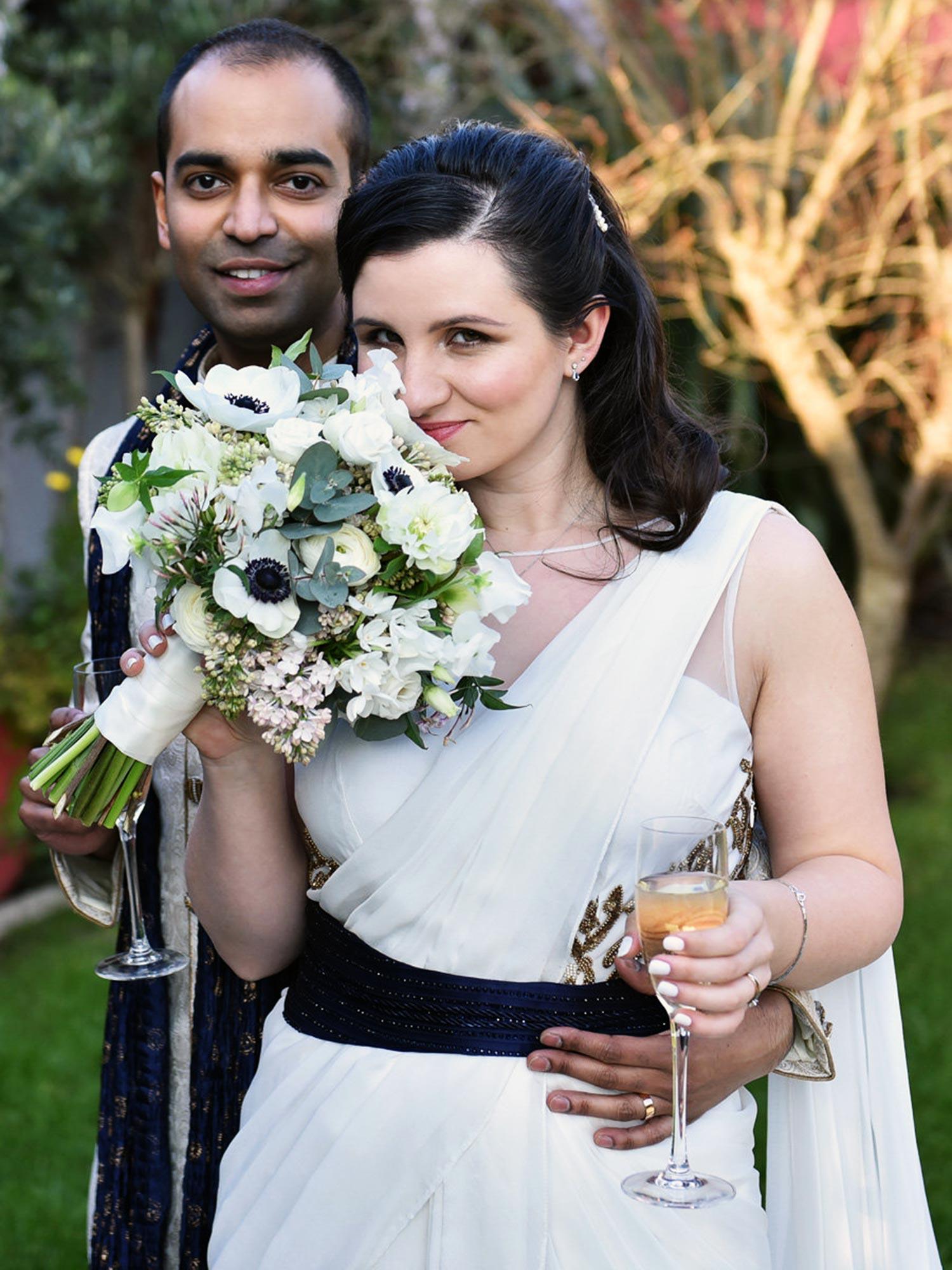 Kensington Roof Gardens, London Wedding