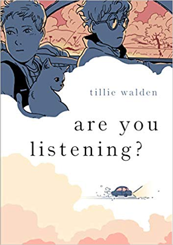 Are You Listening?  comes out Sept. 10, 2019