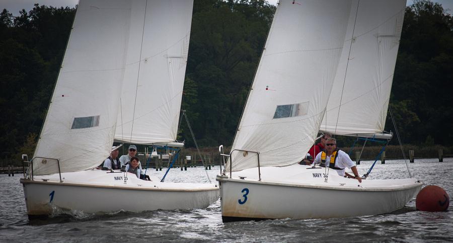 Friends of Naval Academy Sailing Regatta