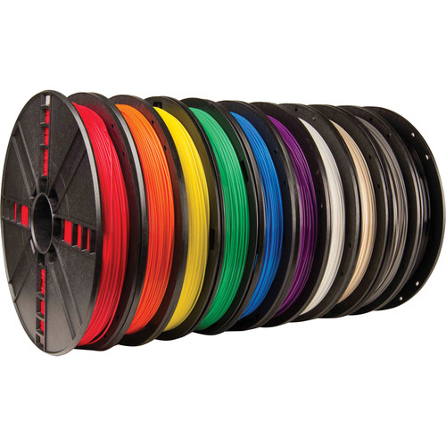 Copy of PLA Filament of different colors