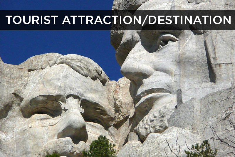 This term refers to a place that appeals to visitors because of its inherent cultural, natural, historical, aesthetic, or leisure-based value.