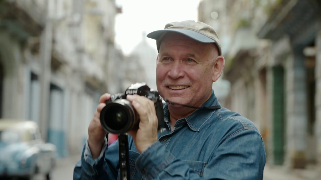 Photo:    Masters of Photography Steve McCurry Masterclass