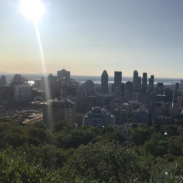Enchantè Montreal! You were quite good; from Mont Royal, to the Old City, and the many displays of public art! And Mont Tremblant, you weren't bad yourself! Hmu for highlights or recommendations, always fun to share! #MTL #mtlstyle #mtlstreetart #FrenchCanadian #MontrealScrewjob #ButTheOpposite