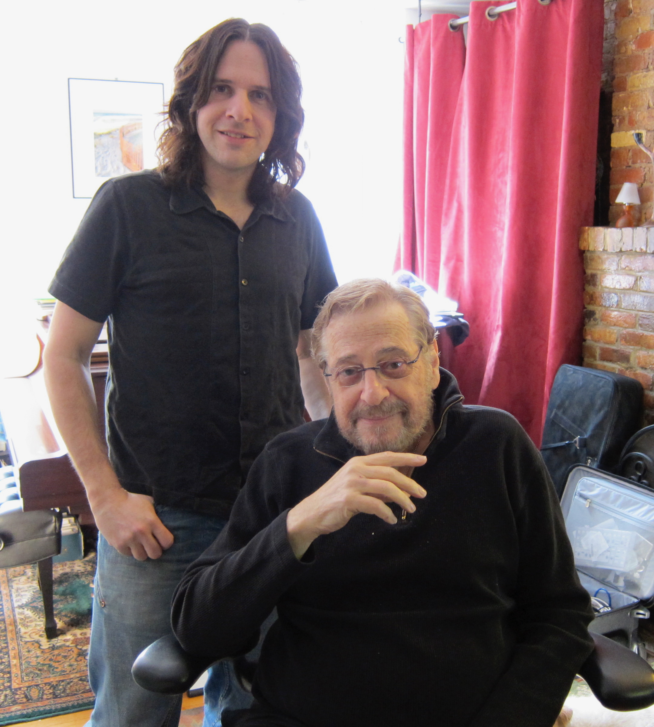 Henry and Phil Ramone