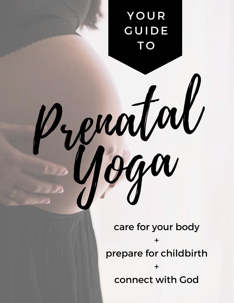 Guide to Prenatal Yoga