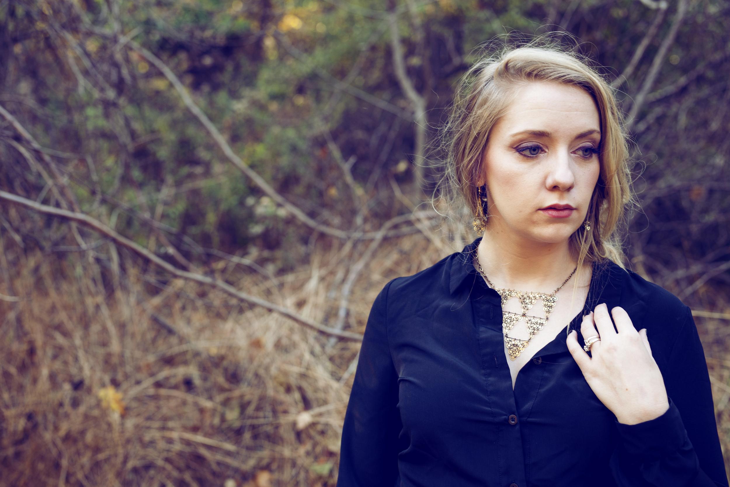 Featured: Trio (necklace) || Ternion (earrings)