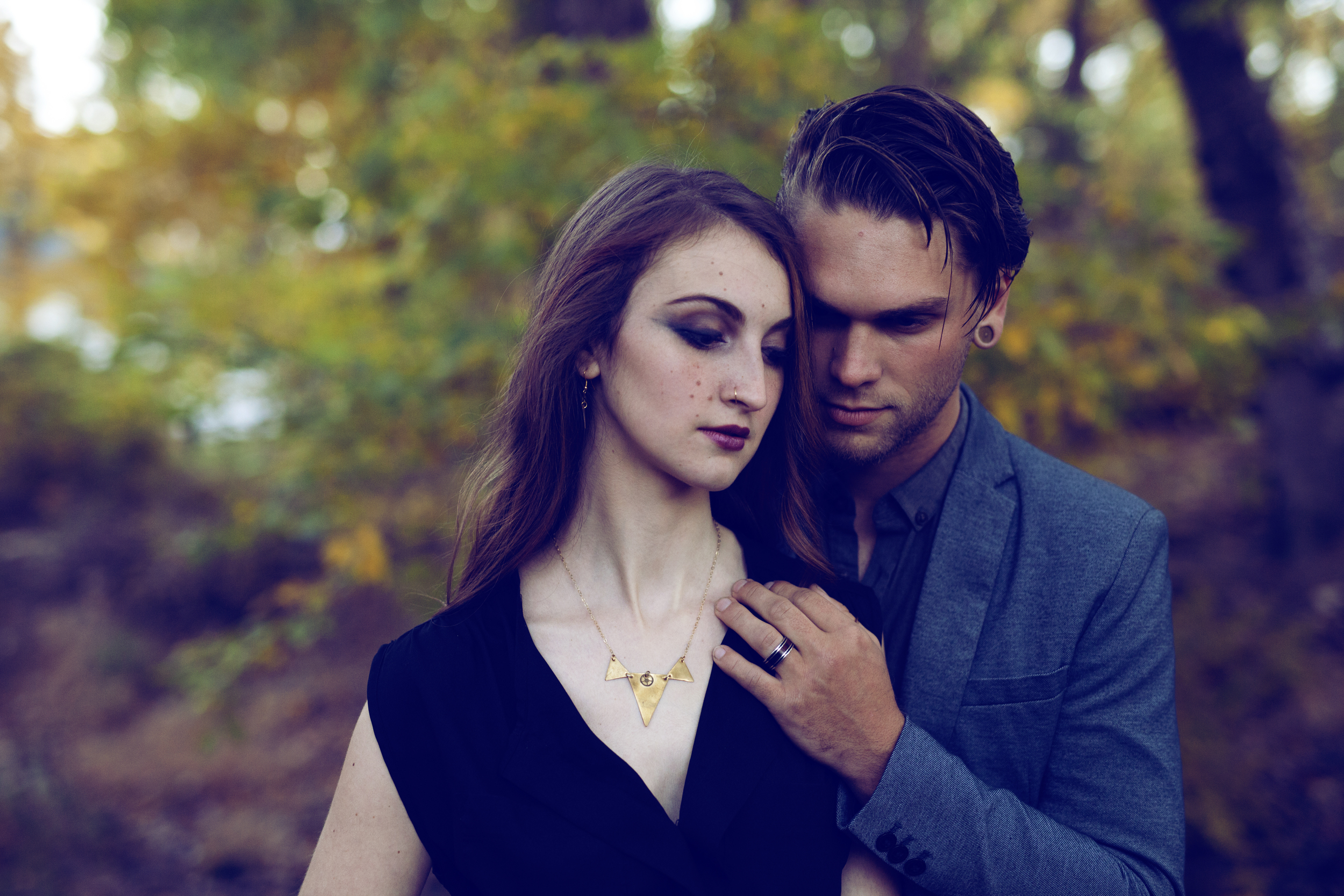 Featured: Trois (necklace)
