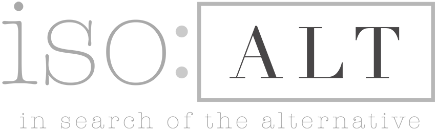 iso:ALT - L2 Creations was featured with a number of other businesses on the blog iso:ALT in their post titled