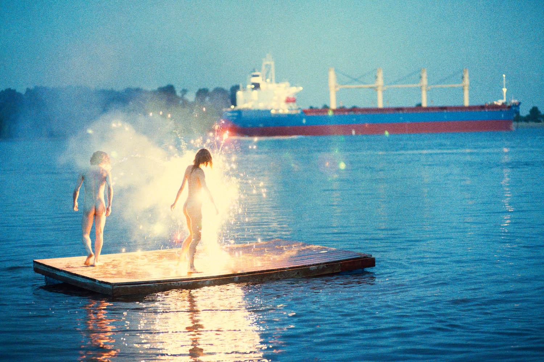 Fireworks (Ship),  2013