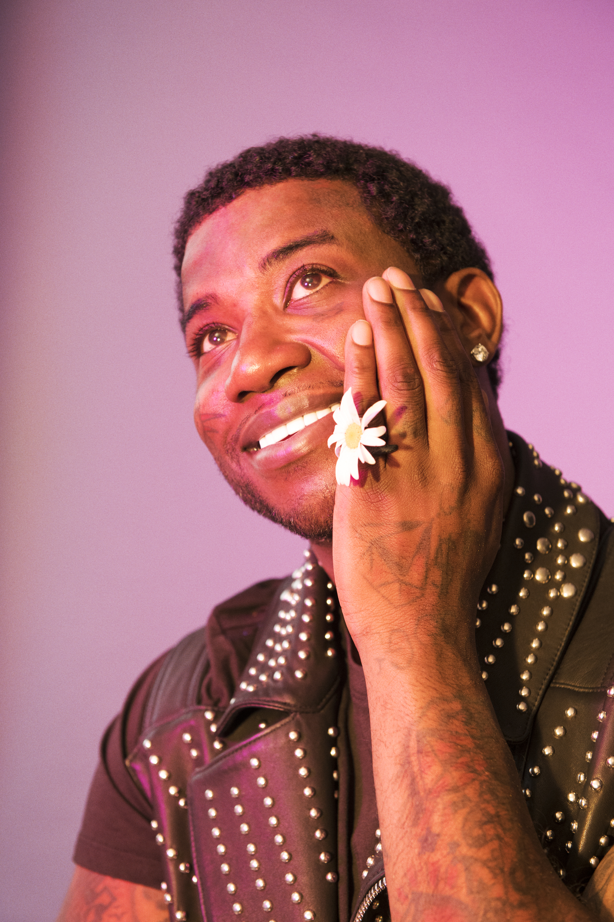 Gucci Mane, NY Times Magazine, Music Issue, March 11, 2018.
