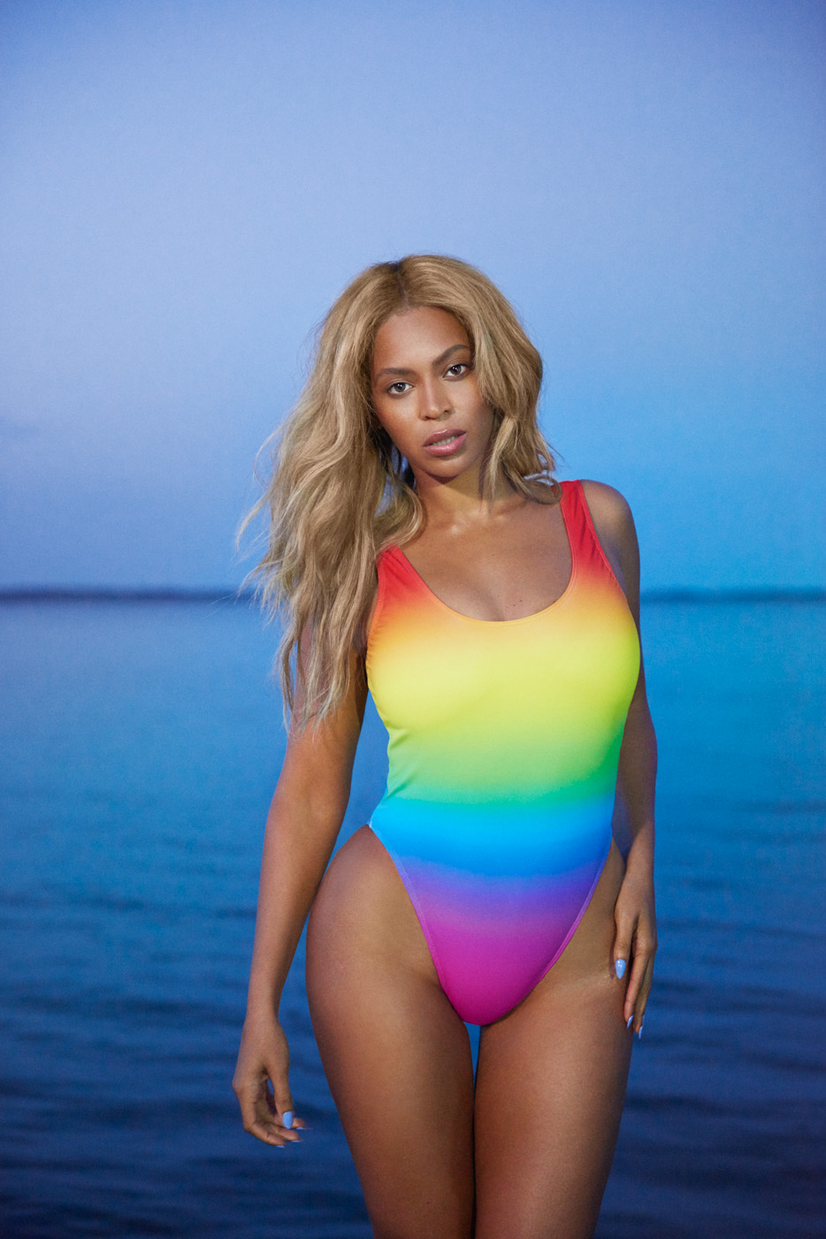 Beyonce, Beat, Issue 16, October 19, 2015.