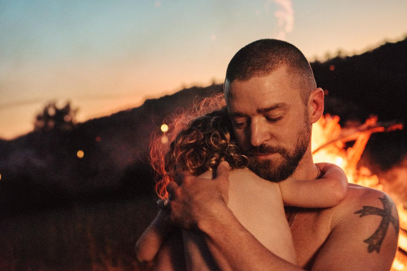 Justin Timberlake, Man of the Woods Album, February 2, 2018.