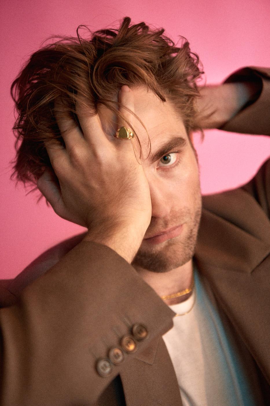 Robert Pattinson, Interview Magazine, Fall Issue, November 2, 2018.