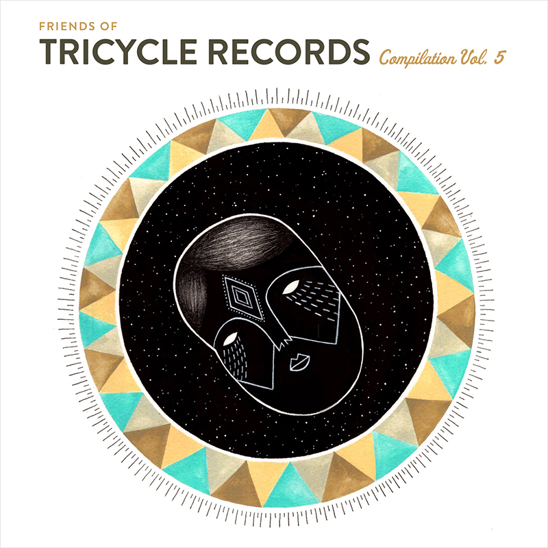 Tricycle Records, Art Direction (digital) Layout Don Joslin, Art Adrian Landon Brooks