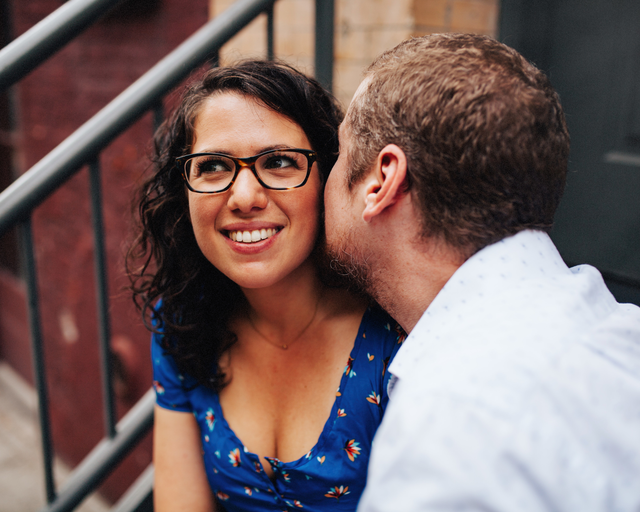 West Village NYC Engagement Photos