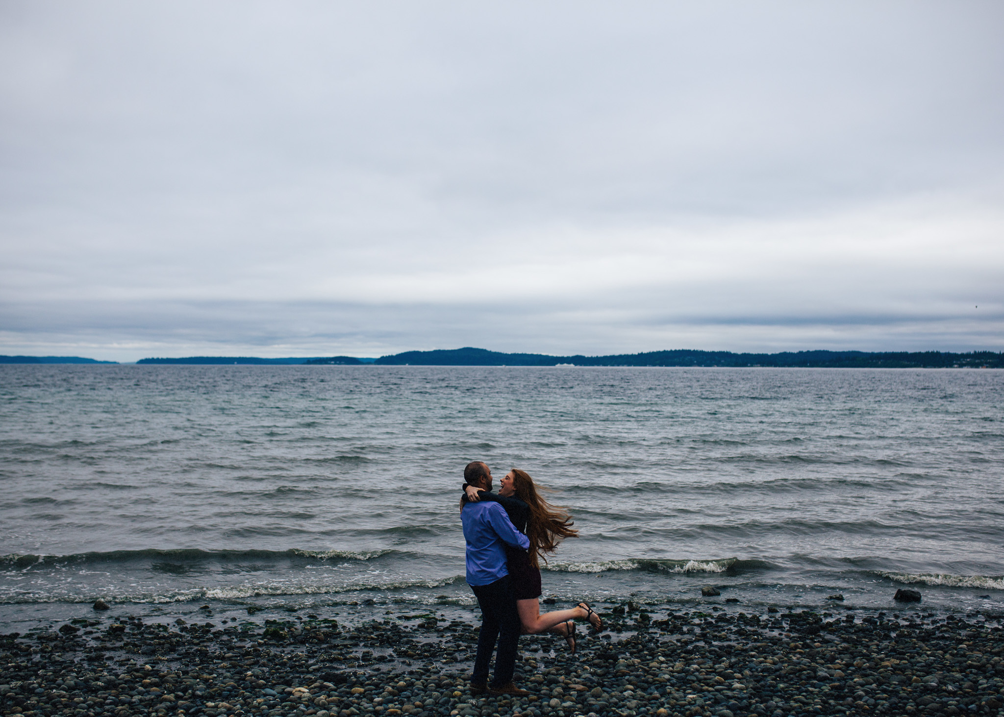 Seattle Engagement Session | PNW Engagement
