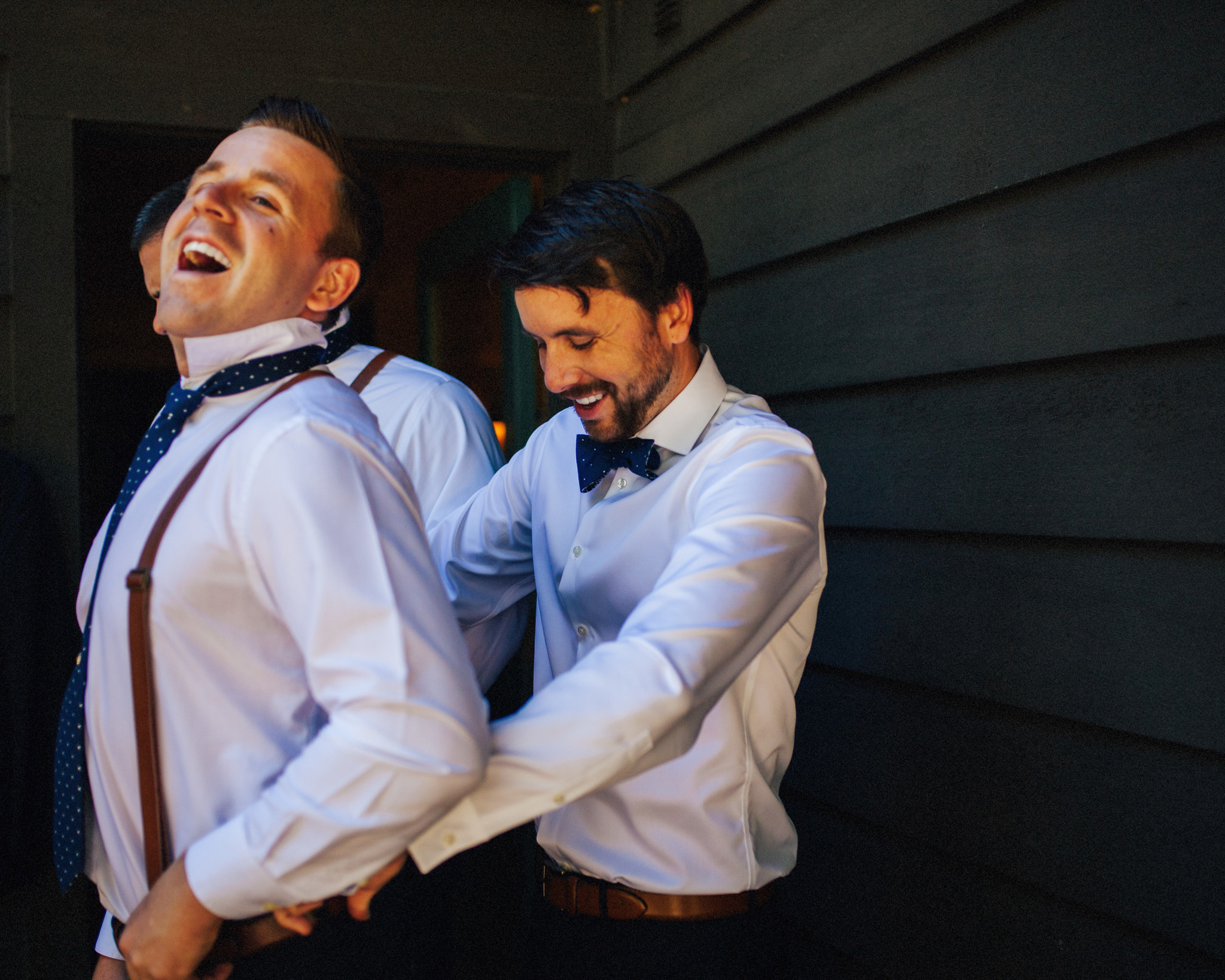 Groomsmen | PNW Wedding
