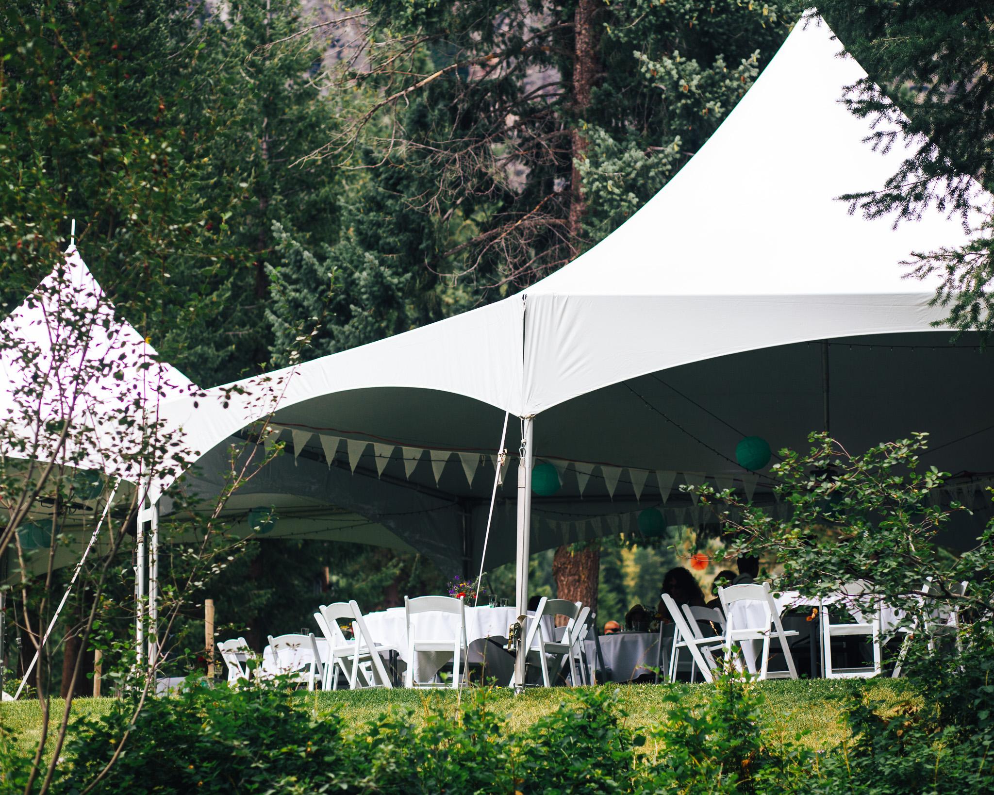 Mazama basecamp wedding | PNW Wedding