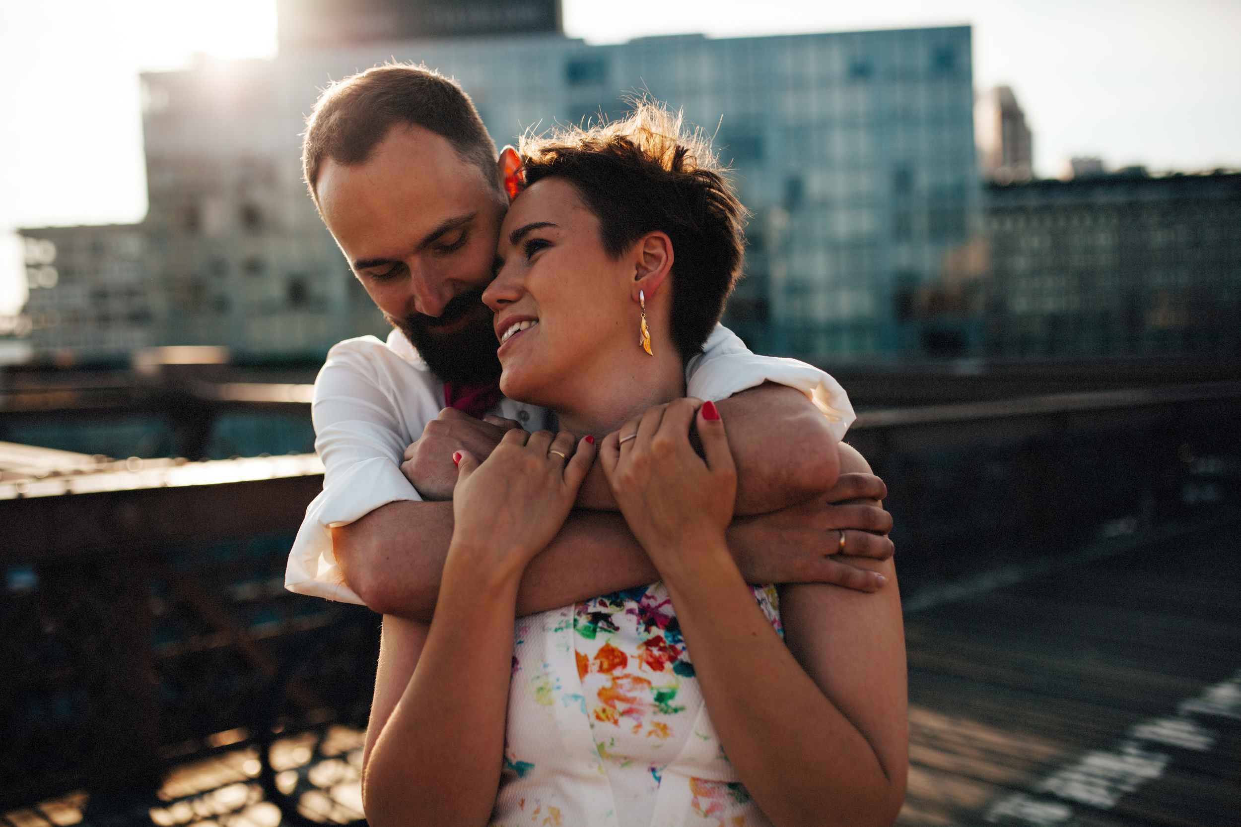 Brooklyn Elopement // Brooklyn Wedding