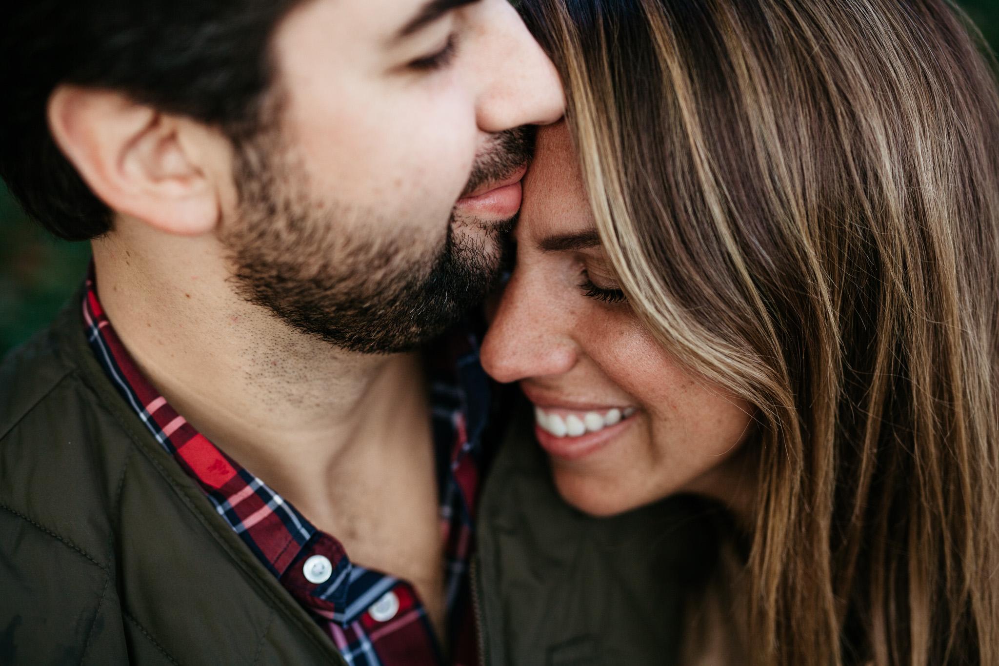 NYC Holiday Photos / Couple Photos