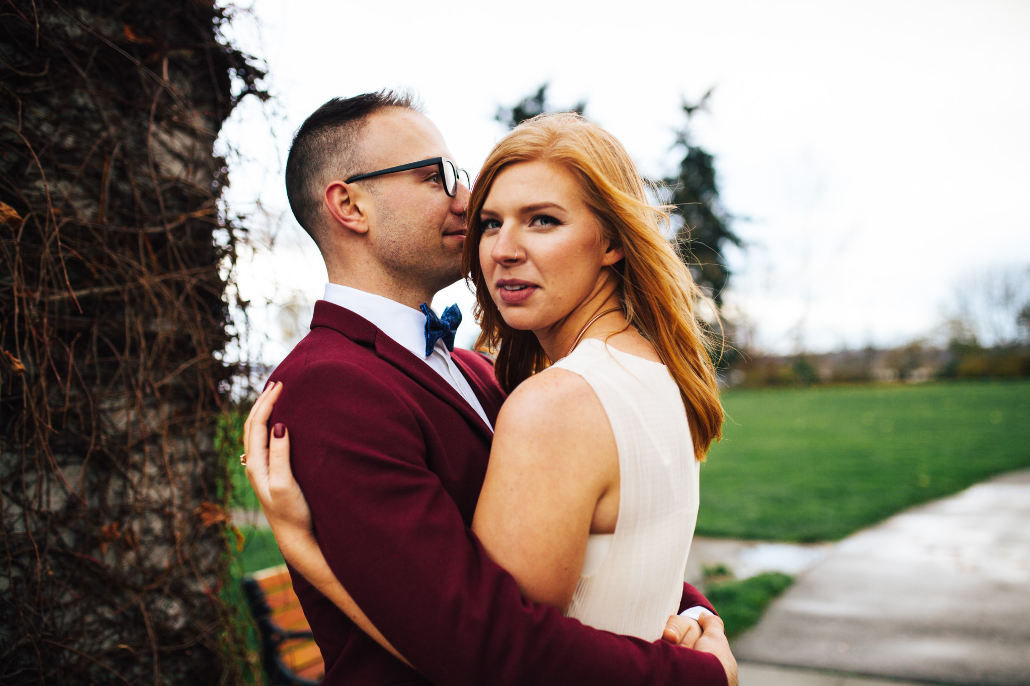 Kirkland Engagement Shoot   Seattle Couple Photos by ShadiGarman.com