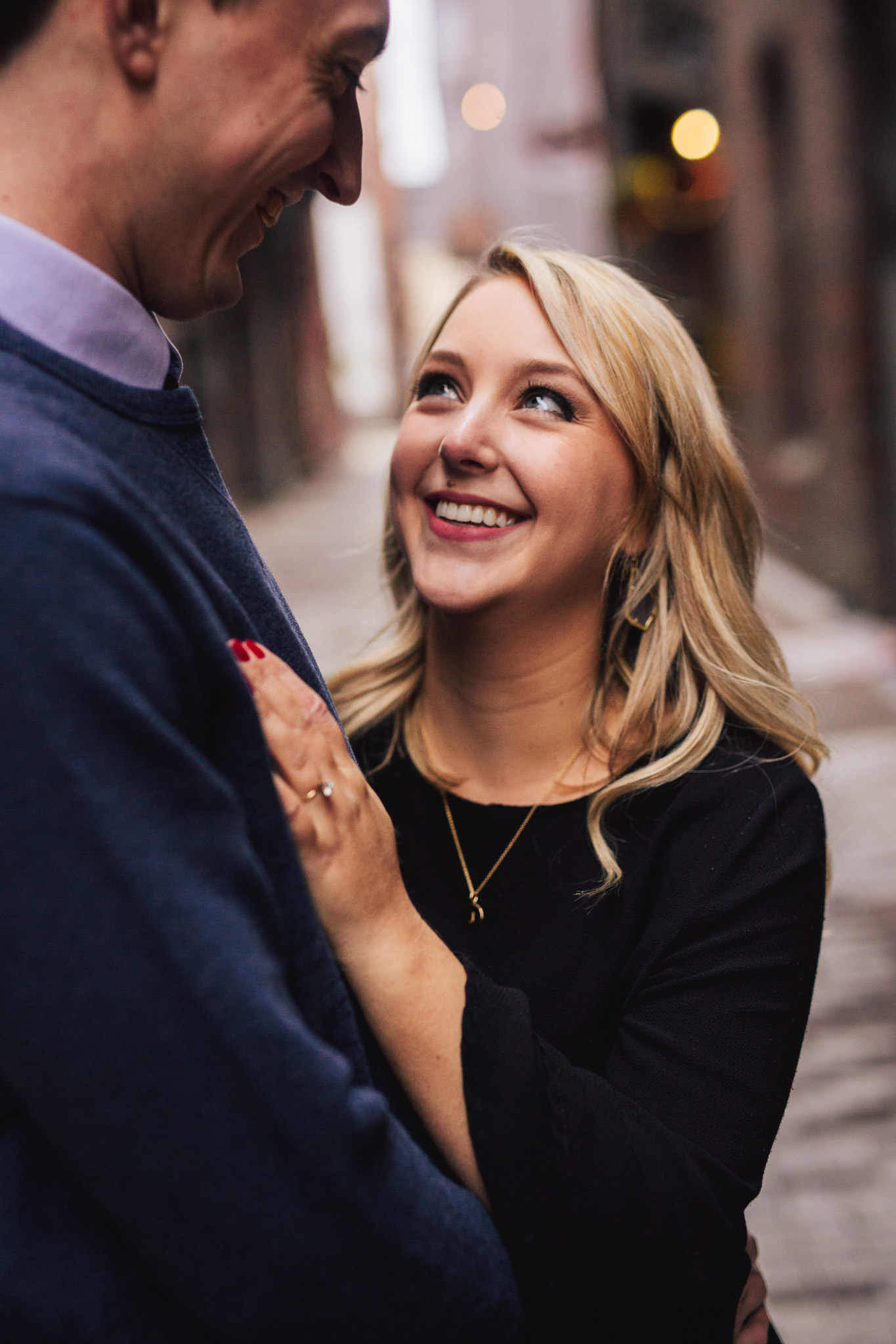 Seattle Pioneer Square Cozy Engagement Photos (8 of 14).jpg
